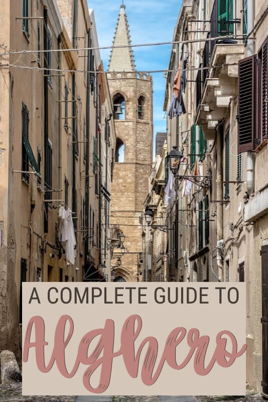 Discover what to see and do in Alghero Sardinia - via @c_tavani