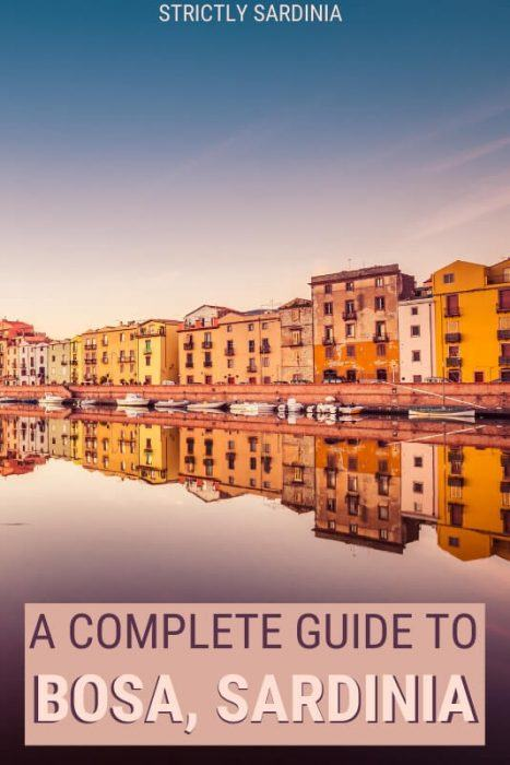 Discover the best things to do in Bosa in Sardinia - via @c_tavani