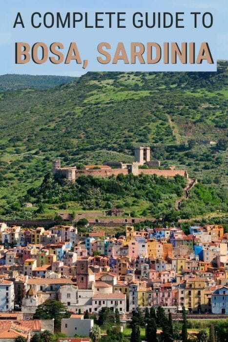Find out what to see and do in Bosa Sardinia - via @c_tavani