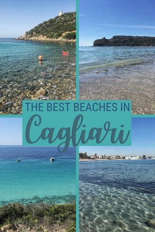 Discover the most popular beaches in Cagliari - via @c_tavani