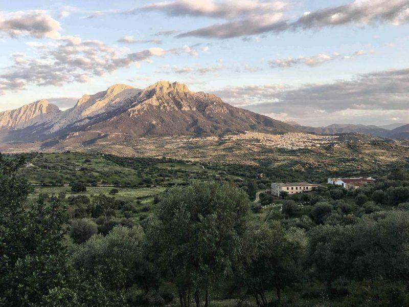 Oliena Sardinia