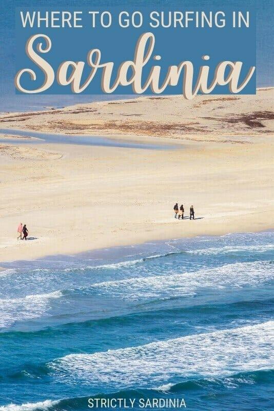 Discover where to go surfing in Sardinia - via @c_tavani