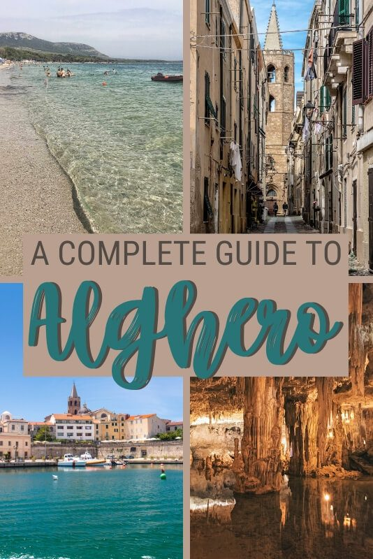 Read about the best places to visit and things to do in Alghero Sardinia - via @clautavani
