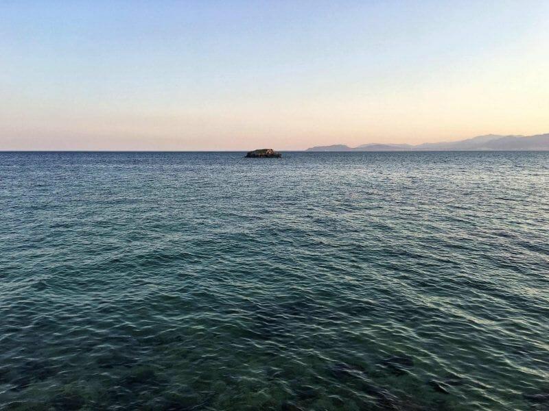 Sant'Elia beach