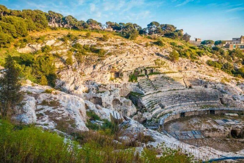 Roman Amphitheater in Cagliari