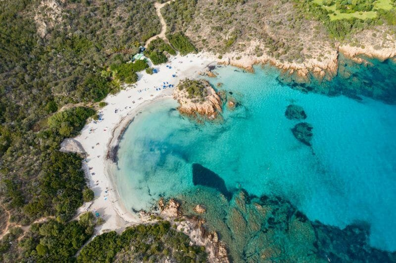 best beaches in Sardinia