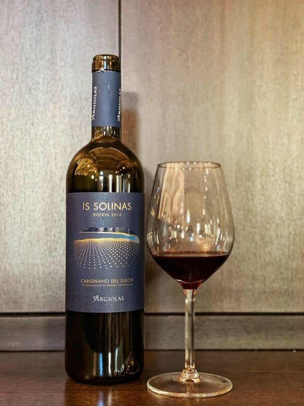 Wine in Sardinia