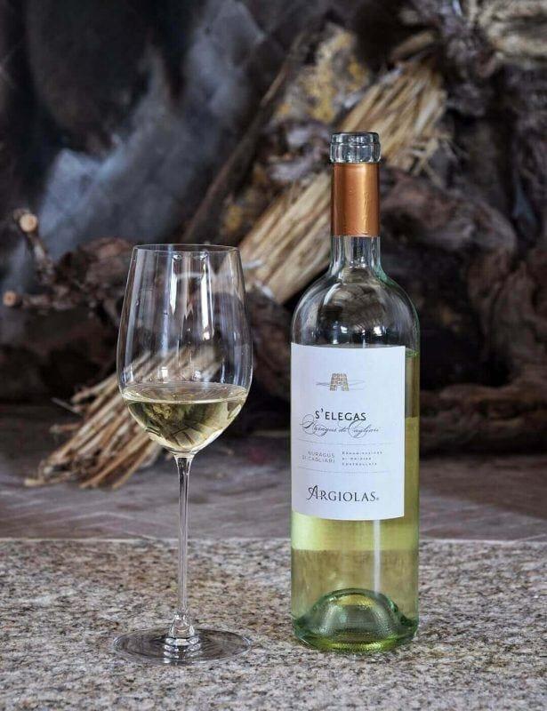 Sardinian wine