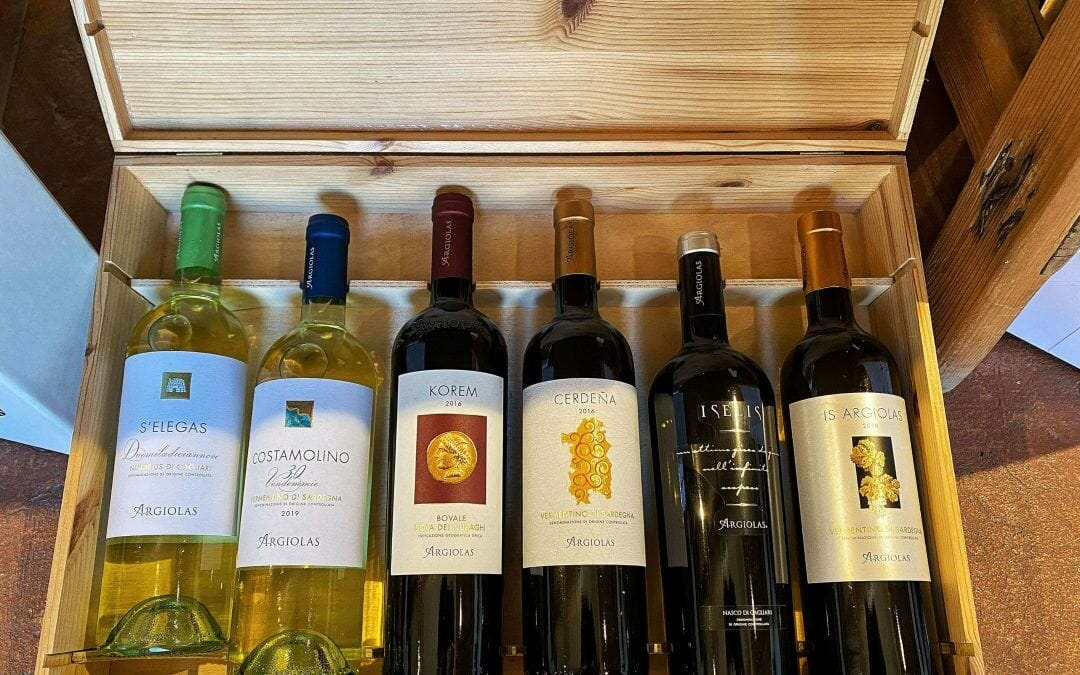 A Guide To Sardinian Wines