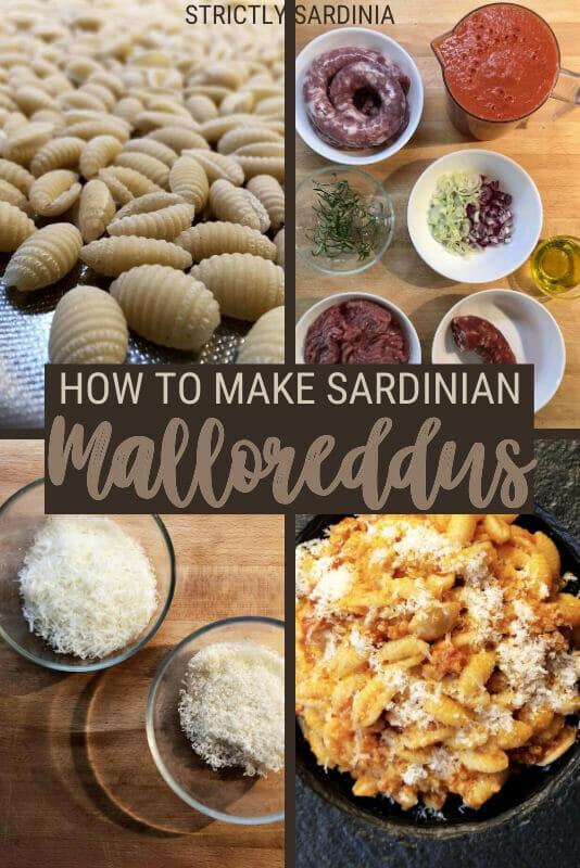 Find out how to make malloreddus gnocchetti sardi - via @c_tavani