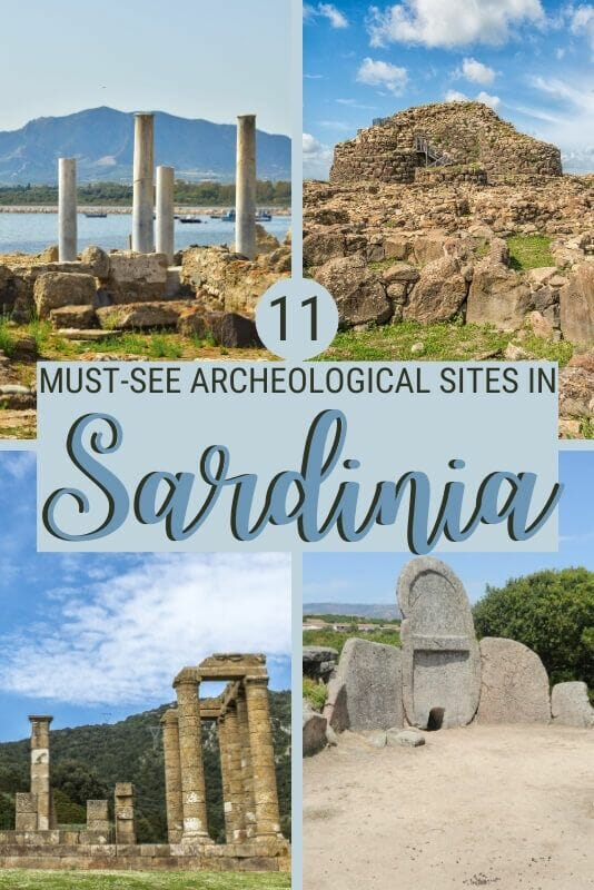 Discover the unmissable archeological sites in Sardinia - via @c_tavani