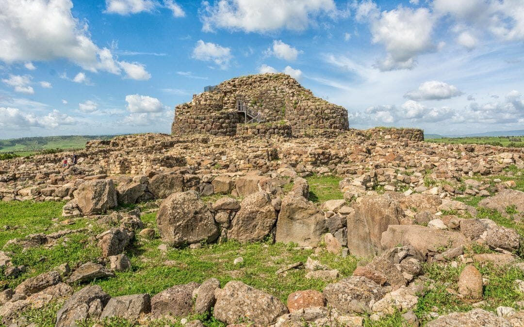 archeological sites in Sardinia