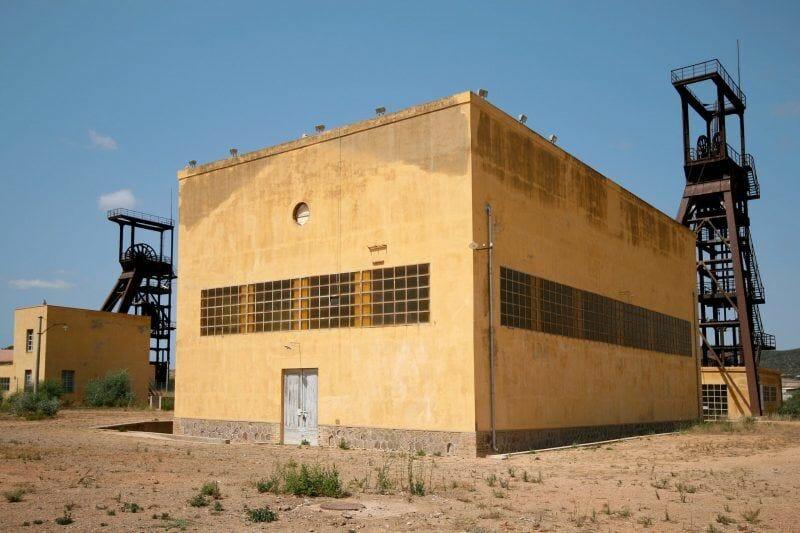 Museum in Carbonia