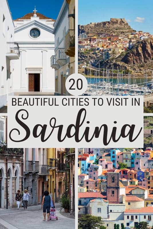 Discover the best cities in Sardinia - via @c_tavani