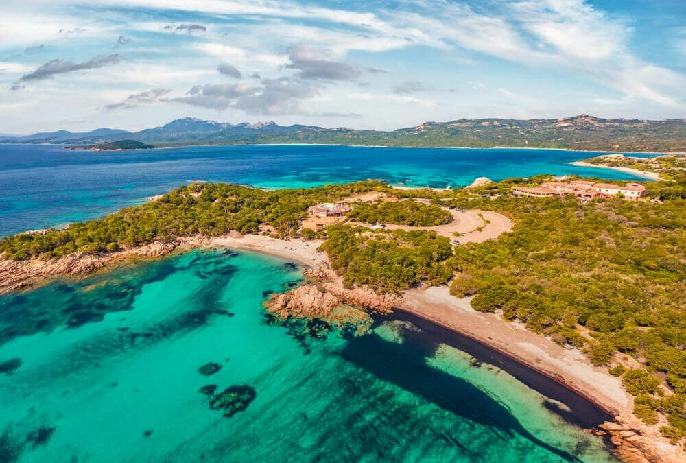 beach resorts in Sardinia