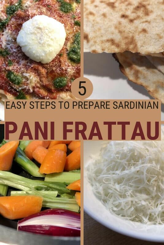 Discover how to make pani frattau - via @c_tavani