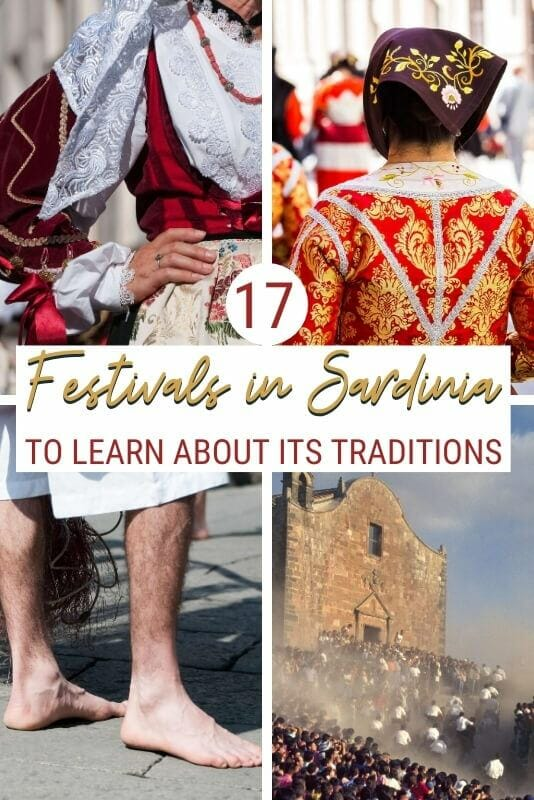 Discover the most famous festivals in Sardinia - via @c_tavani