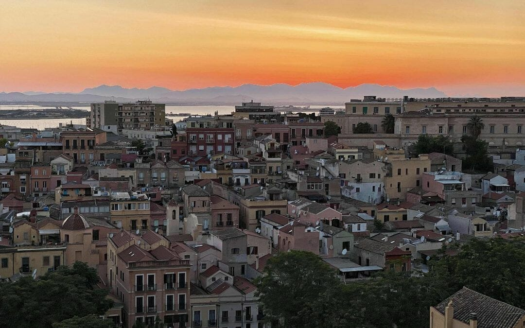 Where To Stop For A Coffee In Cagliari