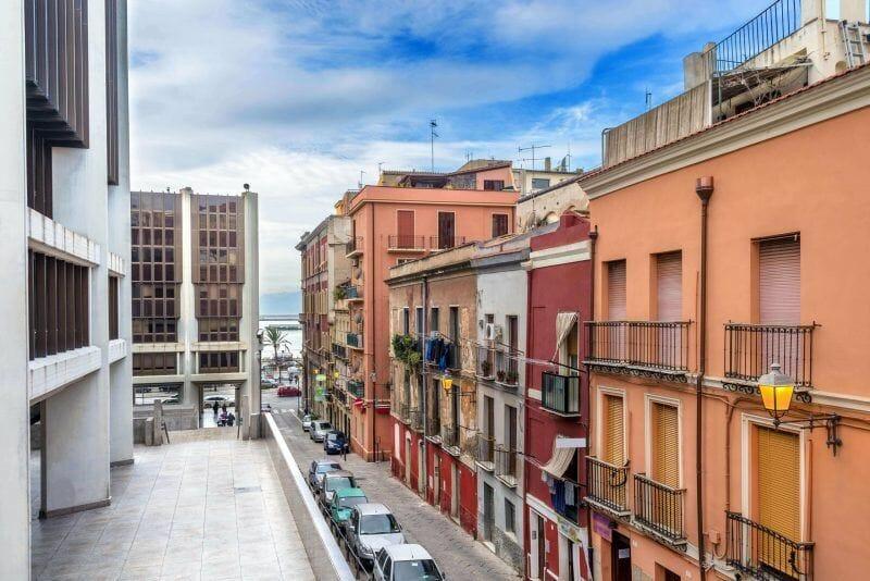 where to stay in Cagliari