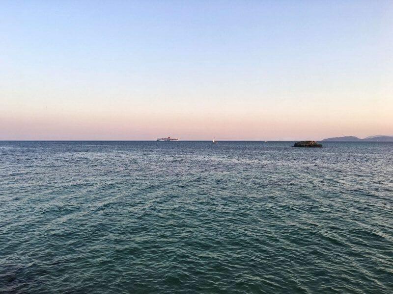 how to get to Sardinia