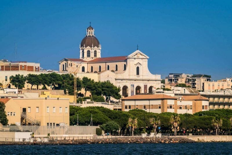 churches in Sardinia
