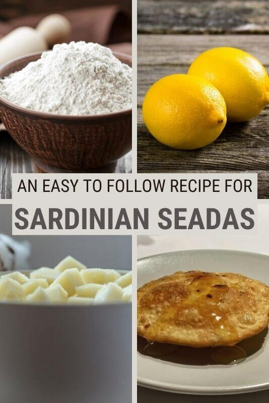 Find out how to make Sardinian seadas - via @c_tavani