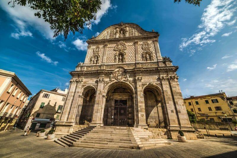 Sassari Duomo