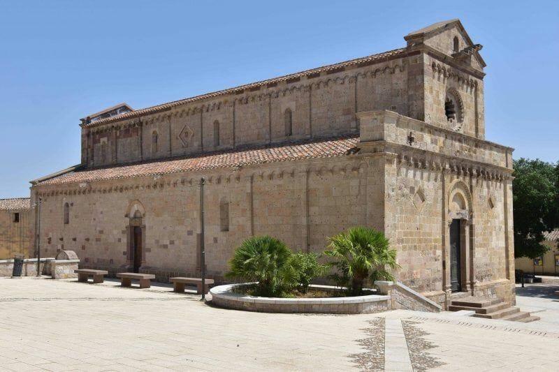 Santa Maria, Monserrato