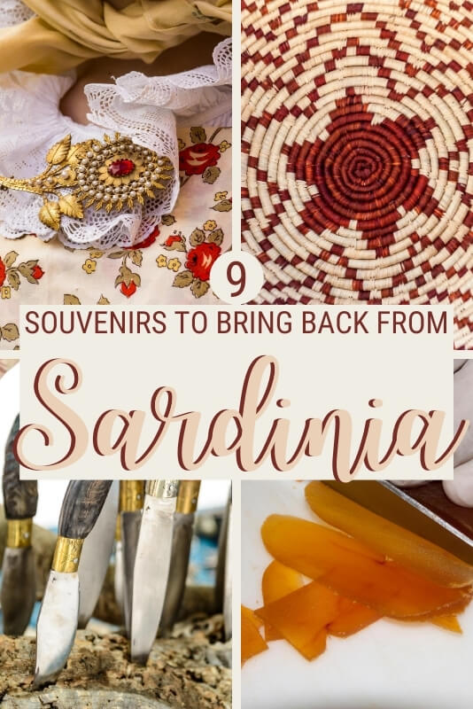 Read about the best souvenirs to buy in Sardinia - via @c_tavani