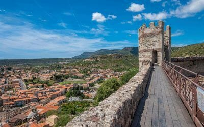 The Most Captivating Castles In Sardinia