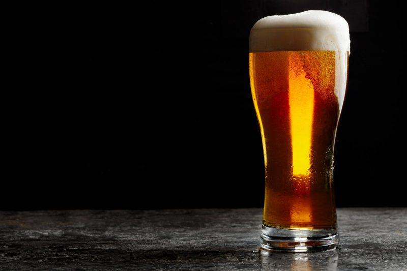beer in Sardinia