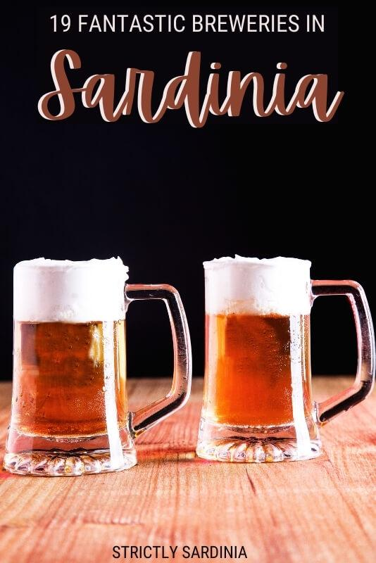 Discover where to have the best Sardinian beer - via @c_tavani