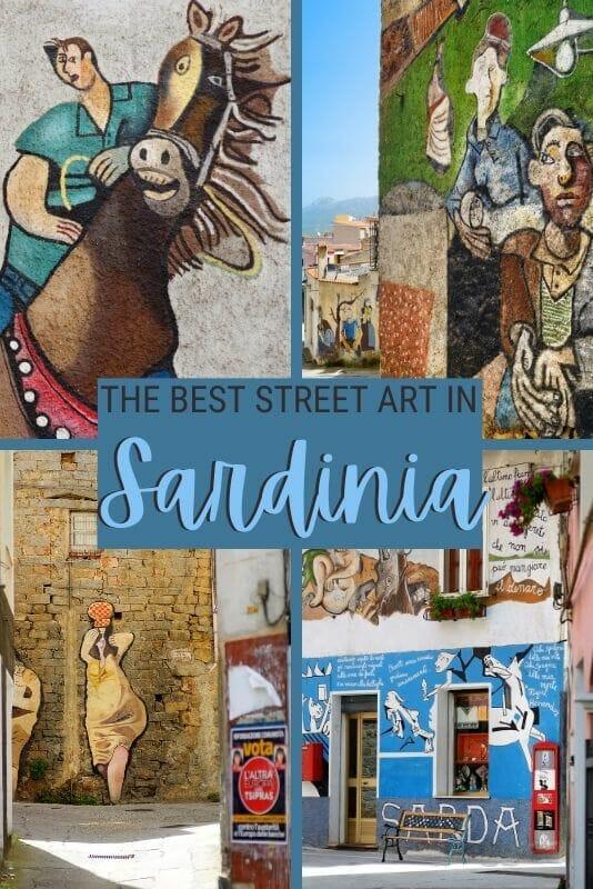Discover where to find the best street art in Sardinia - via @c_tavani
