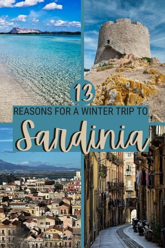Discover why you should travel to Sardinia in winter - via @c_tavani